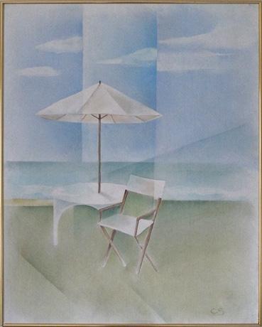 """Sunbrella"" ©2013 Christine Siegfried"
